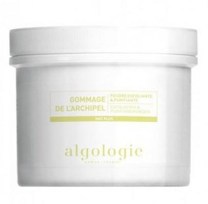 Очищающая порошковая маска–эксфолиант для жирной и смешанной кожи Algologie 75г: фото